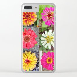 After The Summer Rain Clear iPhone Case