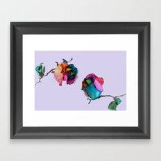 Something lasts Framed Art Print
