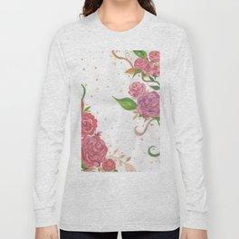Lovely Roses Long Sleeve T-shirt