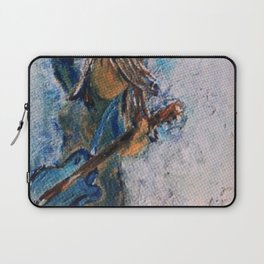 rock and roll goddess Laptop Sleeve