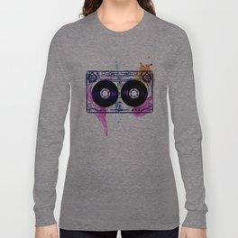Old School New DJ Long Sleeve T-shirt