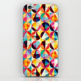 POP Circles iPhone Skin