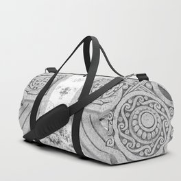Celtic Cross Duffle Bag