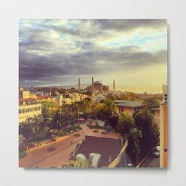 Good Morning Istanbul Metal Print