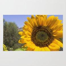Sunny Sunflower Rug