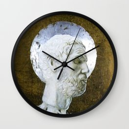 """The End of Reason"" Wall Clock"