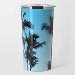 Coconut trees | Praia do Espelho | Brazil Travel Mug
