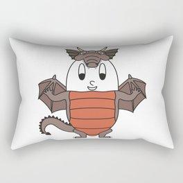 Dragon Egg Rectangular Pillow