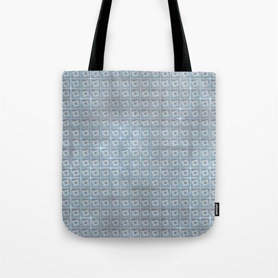 pattern (blue#1) Tote Bag