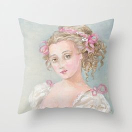 Evette Throw Pillow