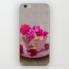 Spring simplicity iPhone & iPod Skin