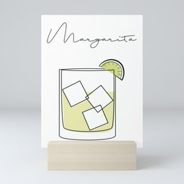 Margarita Mini Art Print