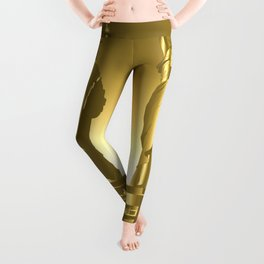 Gold Statue of Liberty Leggings