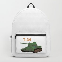 Soviet T-34 Tank Backpack