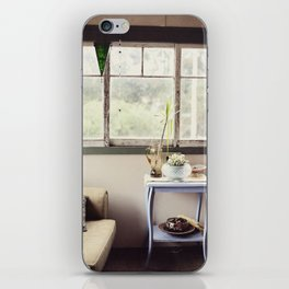 Summer House iPhone Skin