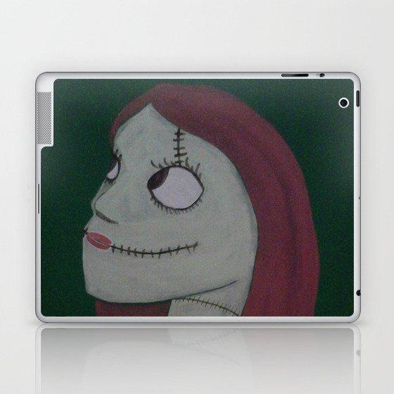 SALLY/NIGHTMARE BEFORE CHRISTMAS Laptop & iPad Skin
