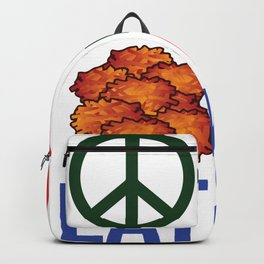 Peace Love Latkes Backpack