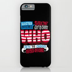 Voter Suppression Slim Case iPhone 6s