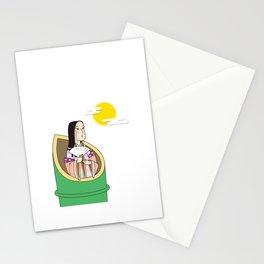 Kaguya-hime Stationery Cards