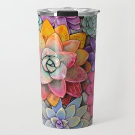 Succulents II Travel Mug