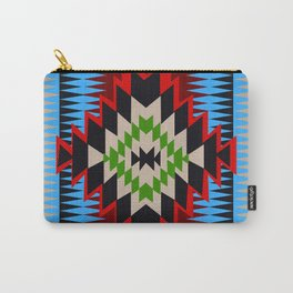 American Native Pattern No. 96 Carry-All Pouch