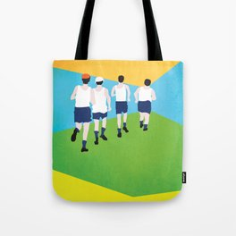 Gentlemen of Fortune Tote Bag