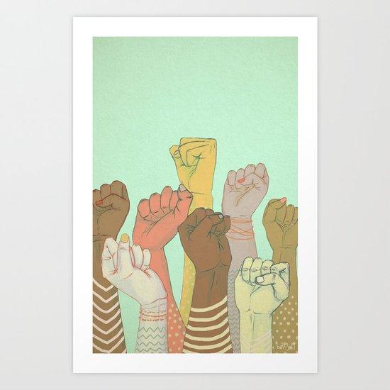 together Art Print