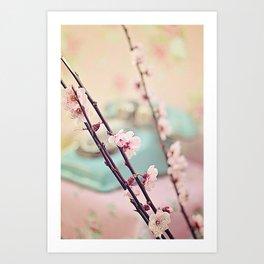 Spring is calling Art Print