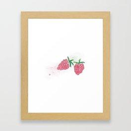 That's Rude! Framed Art Print