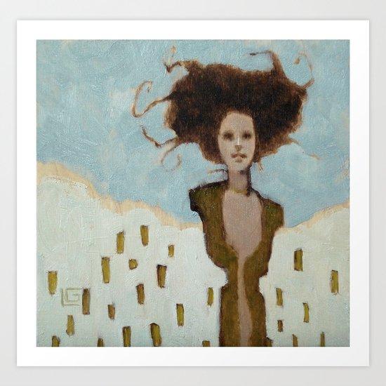 """#17 - """"Field"""" Art Print"""