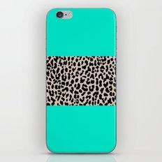 Leopard National Flag II iPhone & iPod Skin