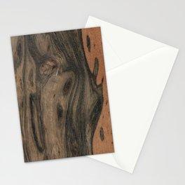 Birdseye Paldao Wood Stationery Cards