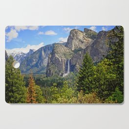 Bridaveil Falls Cutting Board