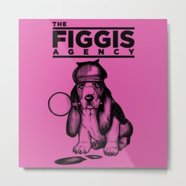 figgis agency Metal Print