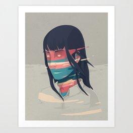 Inversion 02 Art Print