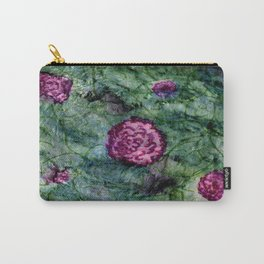 Water Color Carry-All Pouch