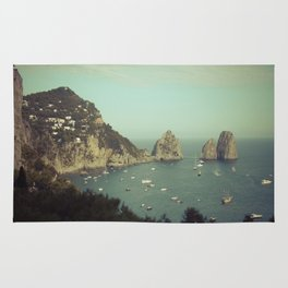 Amalfi coast, Italy 2 Rug