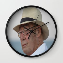 Papi - The Man, The Myth, The Legend Wall Clock