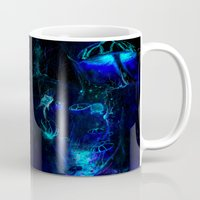 metroid Mugs featuring Metroid: Phazon by FirebornForm