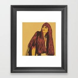 POP 2 Framed Art Print