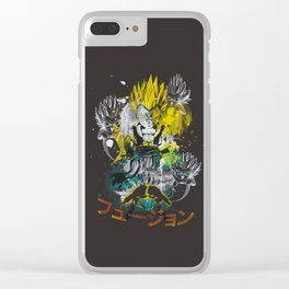Fusion! Clear iPhone Case