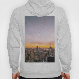 New York City Sunset - Midtown Hoody