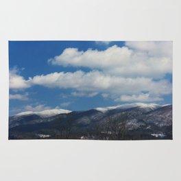 Holston Mountain Snowcaps Rug