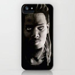 Fetty Wap Drawing iPhone Case