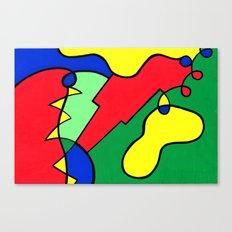 Print #14 Canvas Print