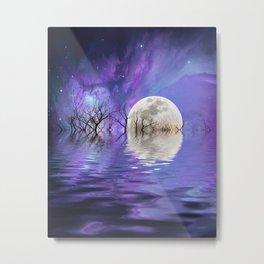Beyond the Nebula Metal Print
