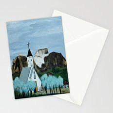 Superstition mountain Stationery Cards