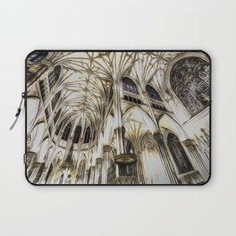 Cathedral Architecture Art Laptop Sleeve