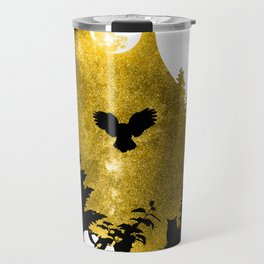 A Melancholy Song Travel Mug