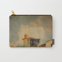 Fisherman Houses Carry-All Pouch